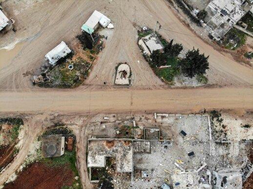 """Padėtis Sirijoje aštrėja: Turkija skelbia """"neutralizuotus"""" Damasko karius"""