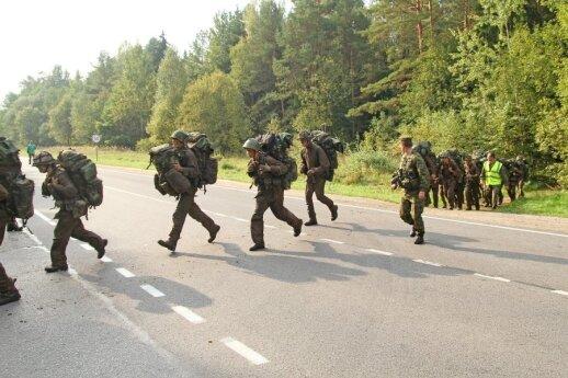 Prisiekė Karo akademijos kariūnai atnaujinta