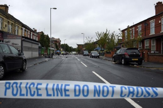 Stratforde nužudyto lietuvio byla: sulaikyti įtariamieji