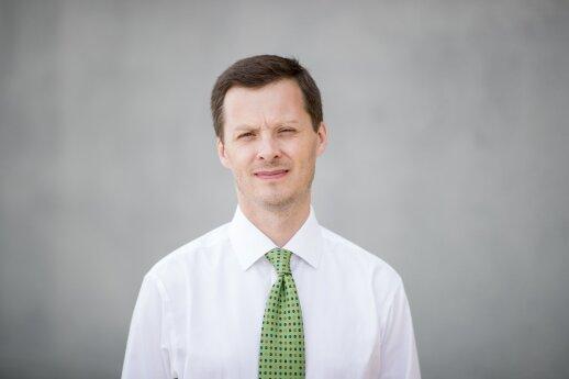 Bernardas Gailius. Receptai Lietuvai