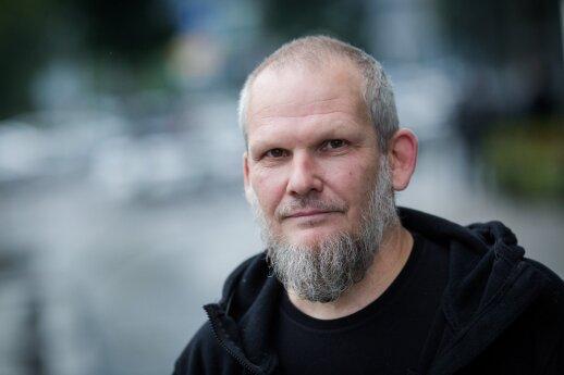 Romas Sadauskas-Kvietkevičius. Karantinas