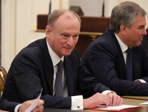 Aukštas rusų saugumo pareigūnas: Ukraina greitai gali netekti savo valstybingumo