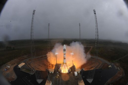 Rusija apie JAV balistinės raketos bandymą: tai kelia mums nerimą