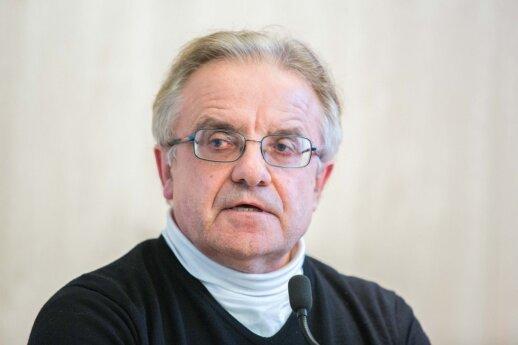 Vytautas Radžvilas. Šis sekmadienis gali pakeisti Lietuvos istoriją