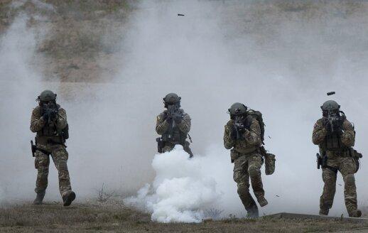 Estijoje per pratybas žuvo britas NATO narys