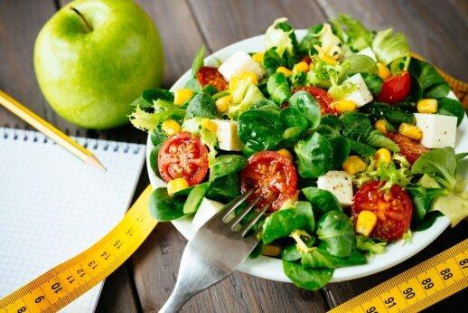 Populiarėja greitos medžiagų apykaitos dieta. Ar ji tikrai padeda sulieknėti?