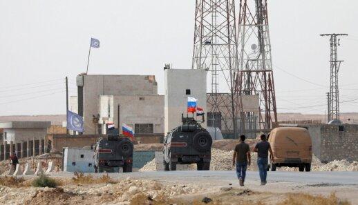 """""""Newsweek"""": JAV Rusijai perleido šiaurinį Sirijos miestą"""