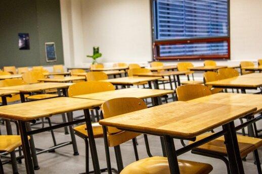 Mokykloms norima uždrausti nepriimti specialiųjų poreikių mokinių