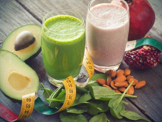 Natūralūs gėrimai, kurie suteiks energijos ir padės sulieknėti
