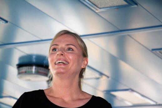 Olandijoje namus atradusi plungiškė: nesu iš tų, kurie negali gyventi be Lietuvos