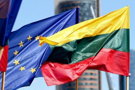 Saulius Kolyta. 15 metų Europos Sąjungoje. Kas toliau?