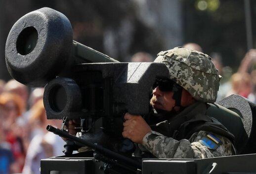 Ukrainai įšaldyta parama buvo būtina Putinui atgrasyti