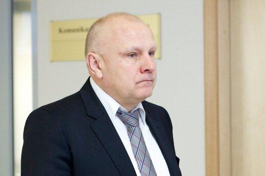 Raseinių rajono meras Gricius skundžia prokurorams Ačo elgesį