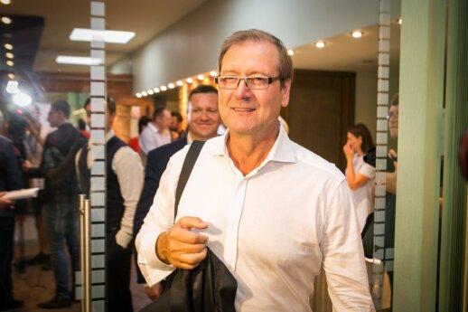 Uspaskichas į politiką teigia grįžtąs dėl Vytauto Landsbergio: jis sugeba ištraukti į paviršių neapykantos kirminą