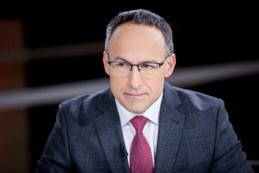 Vladimiras Laučius. Tėvynės sąjungos G taškas