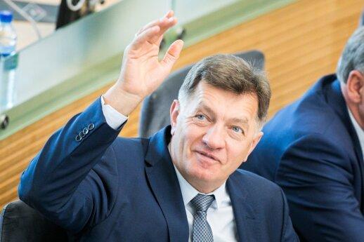 """Algirdas Butkevičius. Pensijų reforma – žmogui, o ne dėl """"paukščiuko"""""""