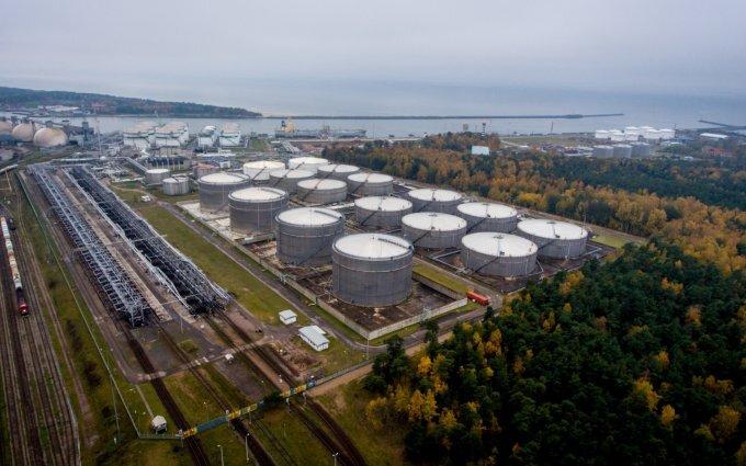 prekybos nafta strategiją)