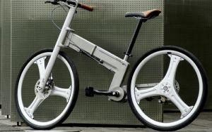 Sulankstomas dviratis